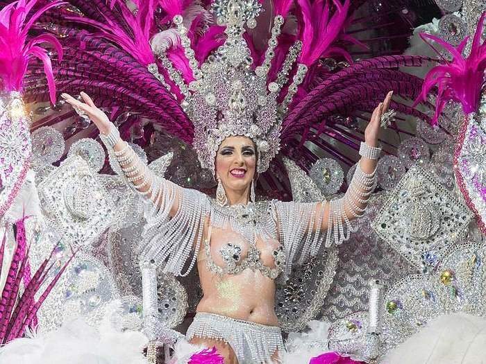 Cartagena Carnival from your apartment at La Manga Club