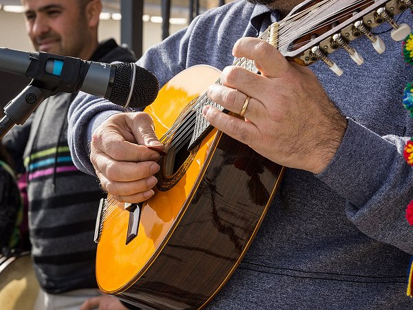 Musical cuadrillas near your La Manga Club residence