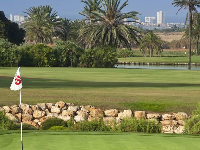 golf life at La Manga Club Properties