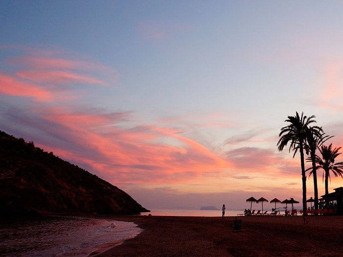 Heavenly beaches near your home at La Manga Club