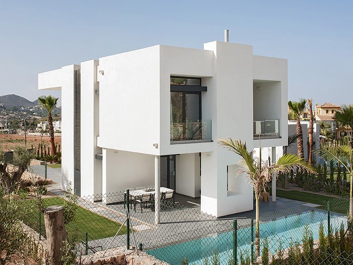 Las Acacias luxury property at La Manga Club