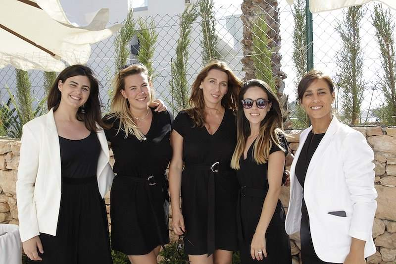 launch party 2018 las acacias la manga club villas