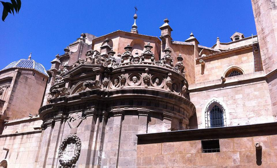 Murcia cathedral tourism in murcia