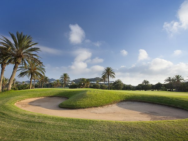 Take steps towards golf from your property at La Manga Club