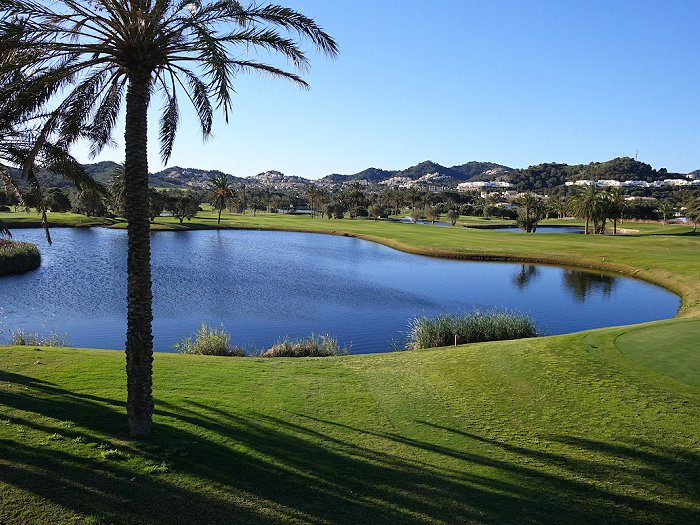 The perfect golf day from your house at La Manga Club